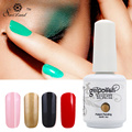 Saviland 1pcs 15ml UV Gel Nail Polish Varnishes Nails Esmalte 15ml 58 Colorful Gelpolish Lacquer Vernis Permanent