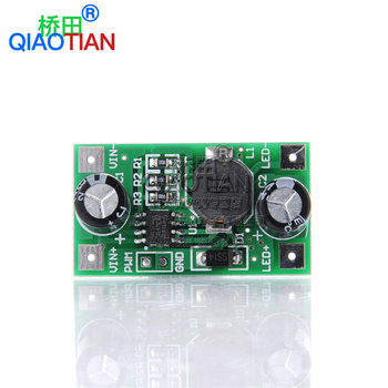 3W/2W LED Driver 700mA PWM Dimming Input 5-35V DC-DC Constant Current Module
