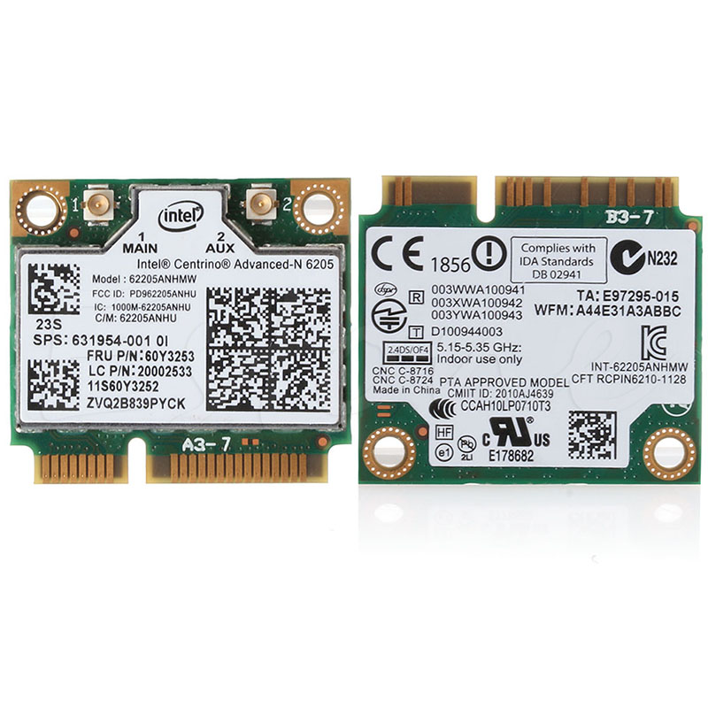 tablet-New Intel Dual Band Wireless-N wifi Card for Lenovo Thinkpad X230 T430 60Y3253(China)