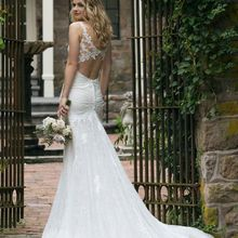 Vnaix W3011 Simple A Line Chiffon Beach Wedding Dresses Strapless With Beaded Sashes Summer Style Wedding Formal Gowns