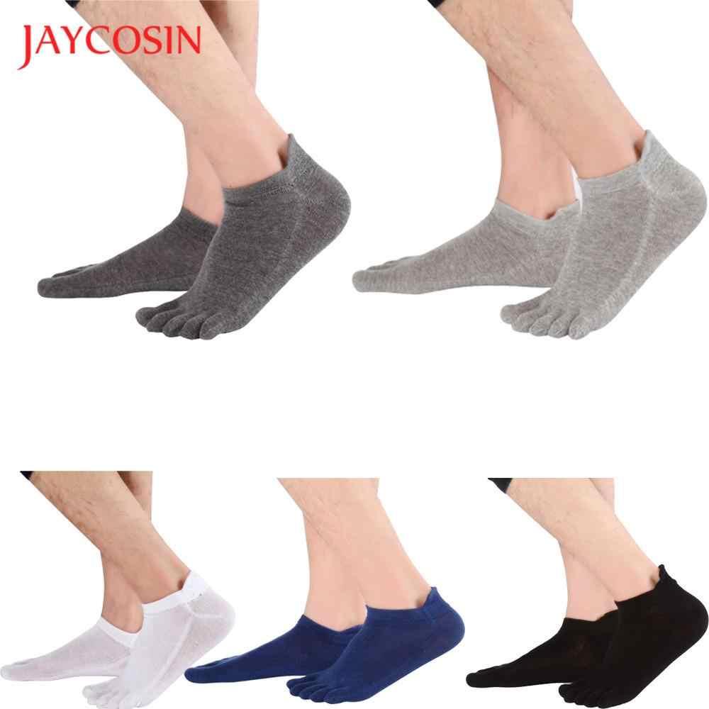 736456ed9d JAYCOSIN socks fashion Unisex style Men Popular Non Slip Massage Toe Socks  With Socks Heel Five