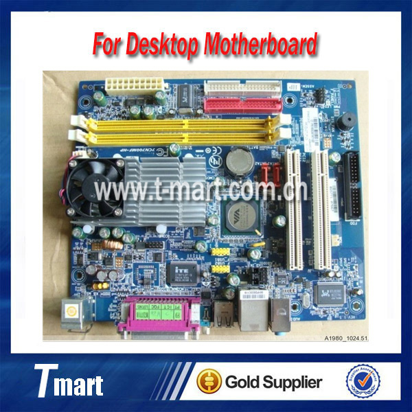 ФОТО 100% working Desktop motherboard for HP DX2020 7CN700MF 448124-001 System Board fully tested