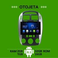 OTOJETA car accessory for Kia Cerato radio gps navigation android 8.1 stereo bluetooth tape recorder headunit FM carplay players