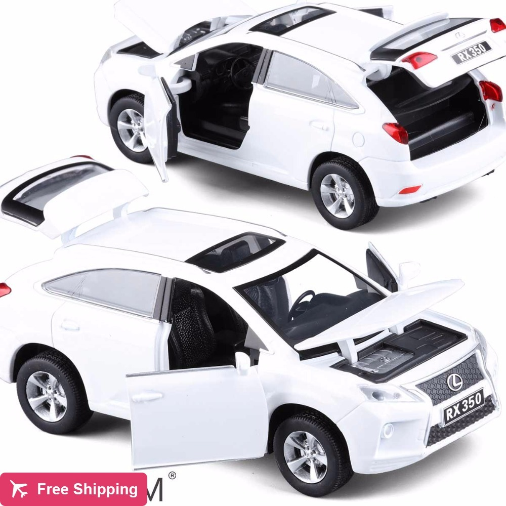 High Simulation 1:32 LEXUS RX350 LUXURY SUV Alloy Car Model Exquisite Toy For Baby Birthday Gifts Toys Free Shipping ...