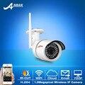 Chegada de novo! Onvif 720 P HD Impermeável Ao Ar Livre WIFI IP Camera & 36 IR Night-Vision Security Vigilância Suporte para Câmera Móvel APP
