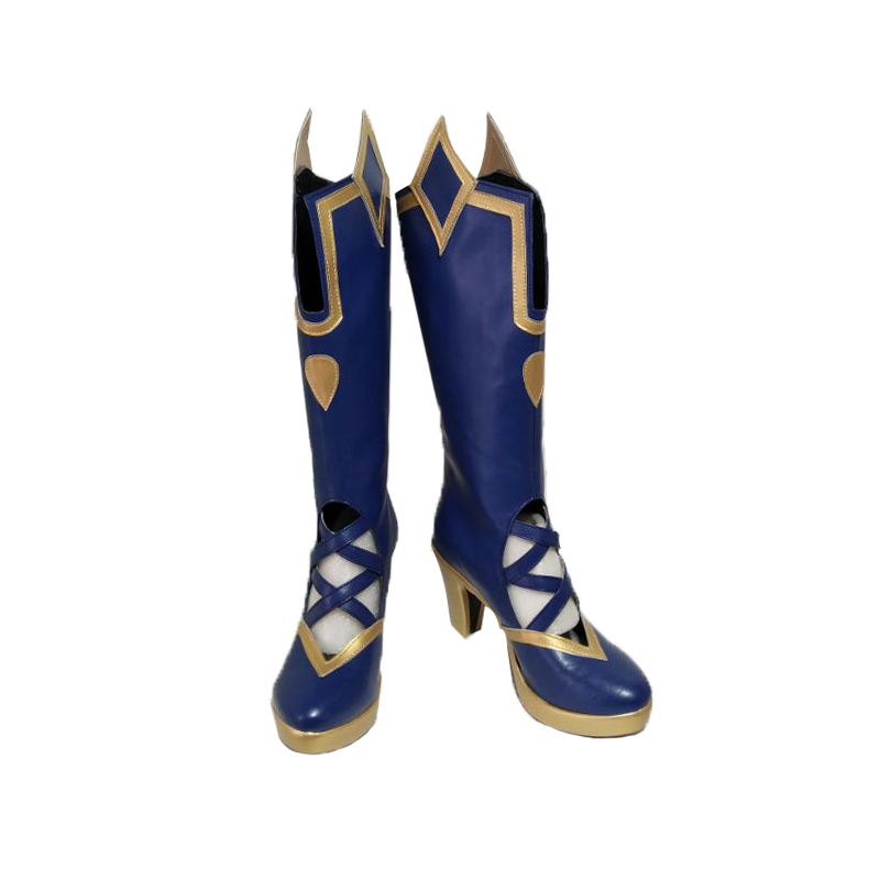 Hot Game Arena of Valor Butterfly Romantic Dream Diaochan Christmas Song Boots Cosplay Shoes Z image
