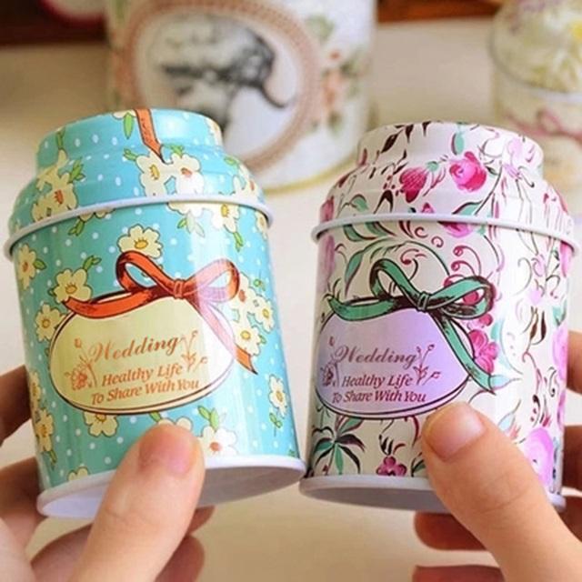 Vintage Tea Container