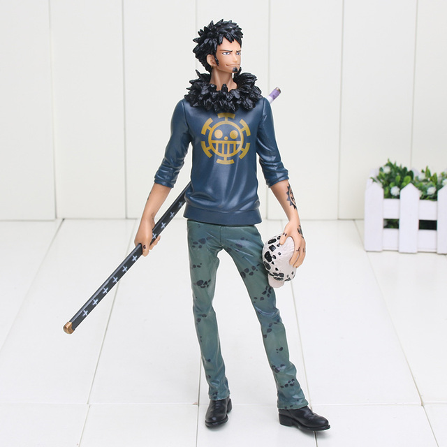 Anime One Piece Trafalgar Law After 2 Years PVC Action Figure Collection Model 11″ 27CM