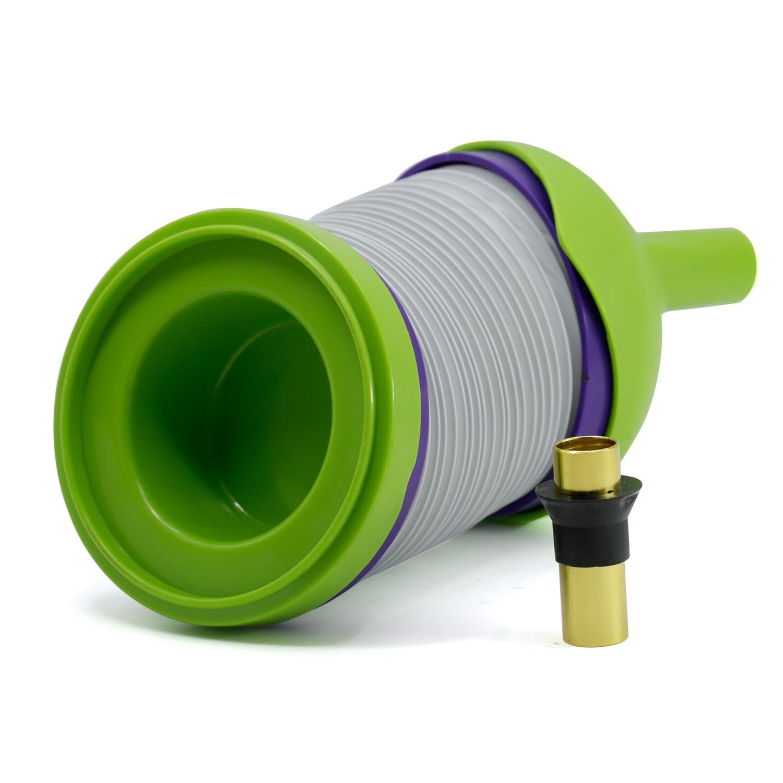 Stretch Folding Portable Smoke Pipe 2