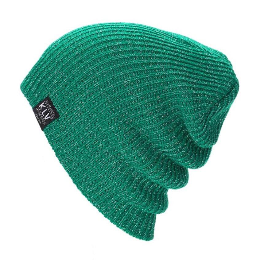 Hot Sales 2017 LKF Men Women Baggy Warm Crochet Winter Wool Knit Solid Beanie Skull Slouchy Caps Hat  Y8093 men women crochet knit plicate baggy beanie wool blend hat skull winter warm cap y107