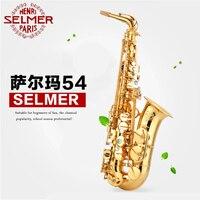 Salma sas-54 e alto saxophone professional