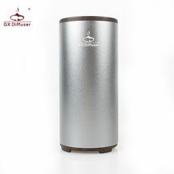 GX.Diffuser Home Air Purifier Formaldehyde Removing And Sterilize Car Deodorization Air Ionizer USB Rechargeable Ozone Generator