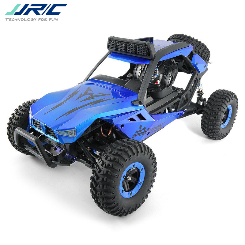JJRC Q46 1:12 High Speed 2.4G 4WD 45KM/H Rc Truck With Dual Control Mode Professional RC Climbing Car Off-Road Runner For Adults