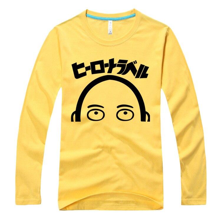 2017 anime tee shirts 사이 타마 선생님 컬러 풀 한 롱 T 셔츠 총 5 색 HU222