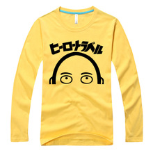 2017 anime tee shirts One punch man colorful long full t shirt Saitama sensei five color HU222