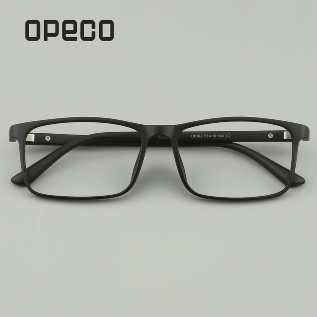 db0cf112a1f Opeco Fullrim TR90 men s optical frame progressive multifocal Photochromic  Anti Blue Clear Lens Prescription eyeglasses D9162