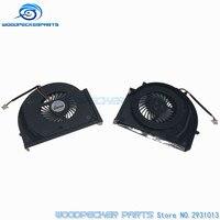 Original Laptop CPU cooling fan for IBM For Lenovo for T510 W510 integrated graphics cooler GC055010VH-A 13.V1.B4165.F.GN