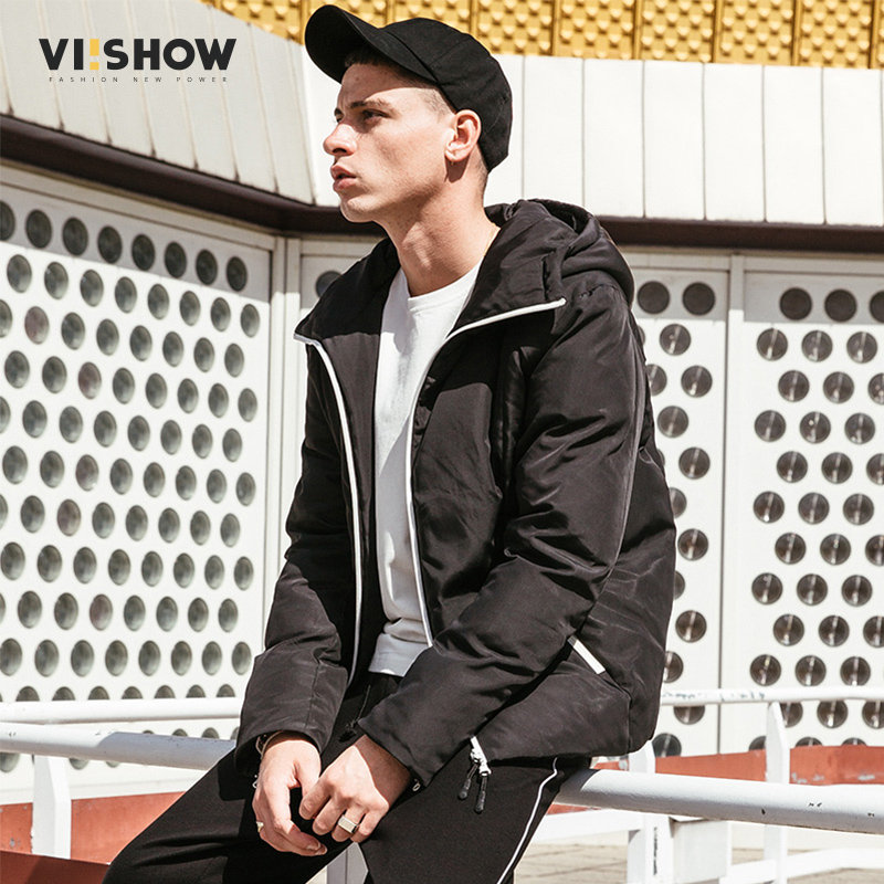 VIISHOW Big Promoting Winter Thick Duck Down Jacket Men Brand Clothing Male Down Coat Fashion Casual Warm Jacket Mans YC2096174