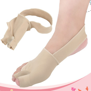 Image 4 - 1pair S/L SEBS Big Toe Bunion Splint Straightener Corrector Foot Pain Relief Hallux Valgus for both feet therapy Easy to wear