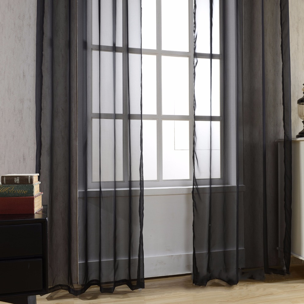 curtains picture main preview x polyester voile image buttonhole beige and shower premium sheer window hooked with curtain header grommets
