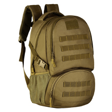 35L Military Tactical Gear Molle Student School Bag Assault Backpack/Rucksack Bag for Shotting Hunting Camping Hiking 158