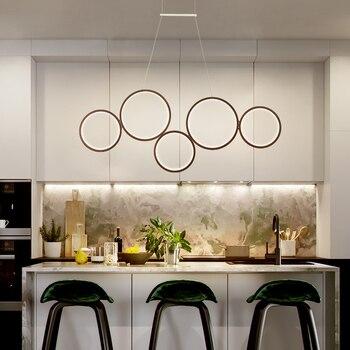جديد مصمم الحديثة الثريا المطبخ المعيشة غرفة المعيشة تركيبات إضاءة مصابيح تعليق للزينة مصباح نجف بريق دي Plafond