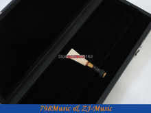 Bassoon Reed Case for 20pcs Reeds-Leather AAA+++