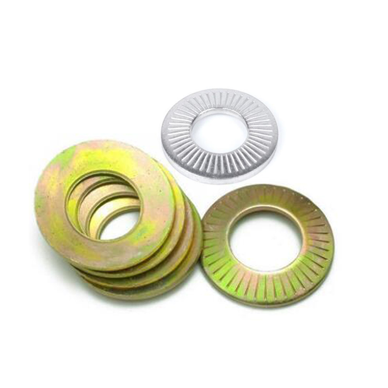 Lock Washers French Washers Serrated Conical Spring Washers Carbon Steel M3 M4 M5 M6 M8 M10 M12 M16 50 pieces metric m4 zinc plated steel countersunk washers 4 x 2 x13 8mm