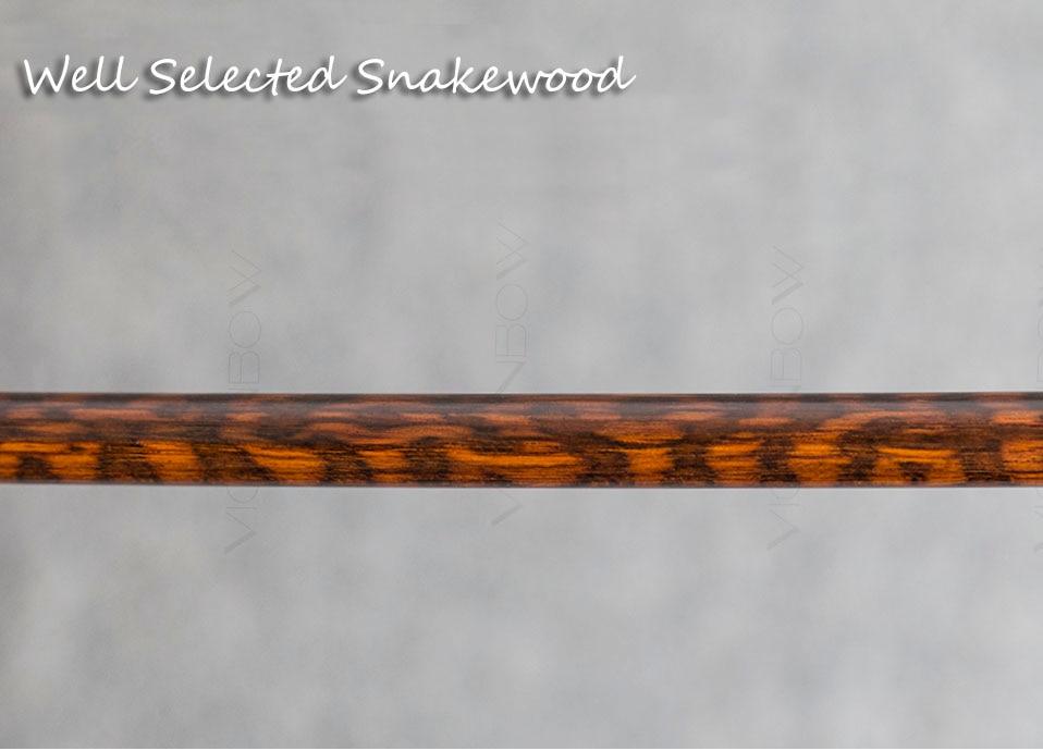 violino arco cobra vara e sapo natural