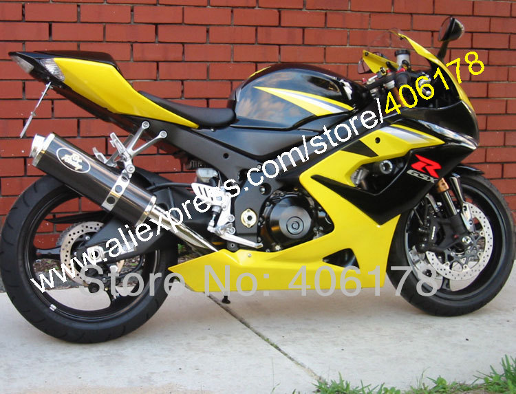 buy hot sales for suzuki k5 gsxr 1000 05 06 gsxr1000 yellow black 2005 2006 gsx. Black Bedroom Furniture Sets. Home Design Ideas