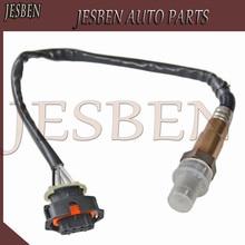 JESBEN 4 Wires Lambda Probe O2 Oxygen Sensor 55555625 Wideband Oxygen Sensor For 06-16 Opel Corsa C D 1.0 1.2 1.4 Front Rear
