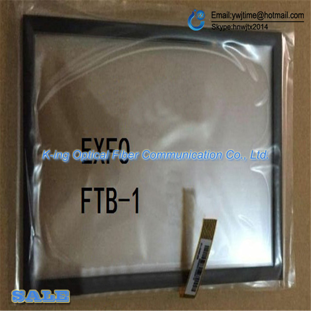Original tela de toque EXFO FTB-1 FTB-720 FTB-730 FTB-150 OTDR FTB-200 FTB-100 tela de toque LCD