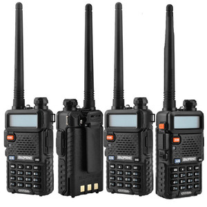 Image 5 - BF UV 5R Baofeng Walkie Talkie Two Way Cb Radios Manual Frequency Modulation of Walkie Talkie 10 Km Rechargeable Hf Transceiver