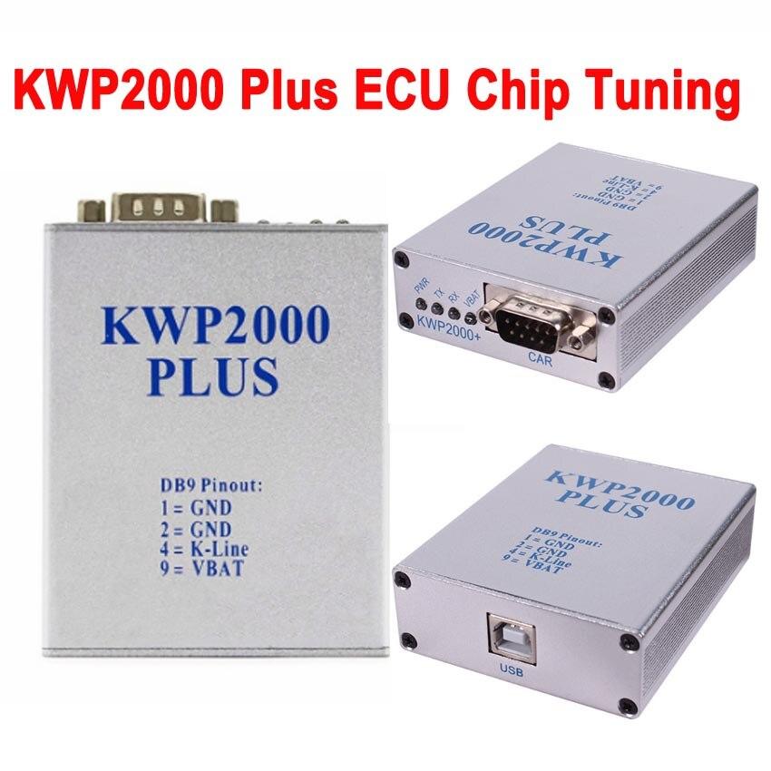 KWP2000 Plus ECU REMAP Flasher Tuning Tool Read//Analys ECU Diagnostic