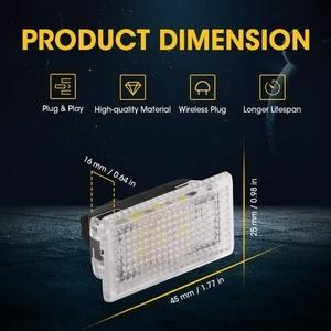Image 3 - 12pcs LED אור נורות ערכת עבור טסלה דגם Y דגם 3 דגם S דגם X LED פנים אור בהיר קל Plug החלפת שדרוג