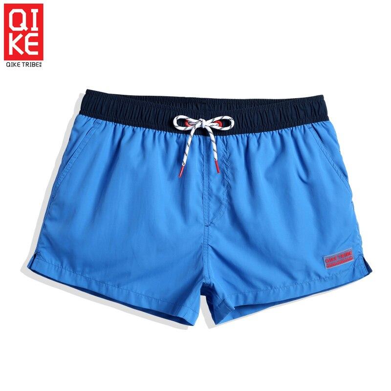 Board shorts Men's bathing suit joggers bathing suit quick dry surfing plavky hawaiian bermuidas beach shorts mesh