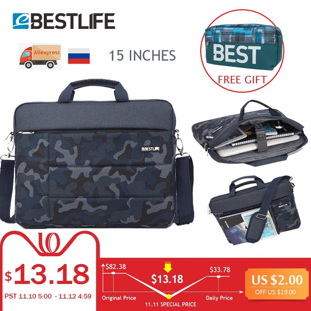 BESTLIFE Male Briefcase Maleta Casual Camouflage Laptop Business Handbag Shoulder Bags Office Crossbody Messenger Bag For Men