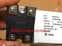 KSI240D10 L 4 32VDC 10A 240VAC KUDOM Solid State Relay With LED RELAY New And Original