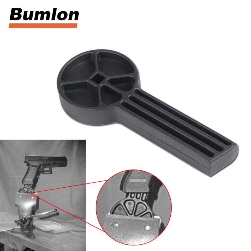 Gunsmith Vise Block For Colt Glock Series Gunsmithing Table Bench Rifle Tool Polymer Hunting Airsoft Accessory RL37-0080