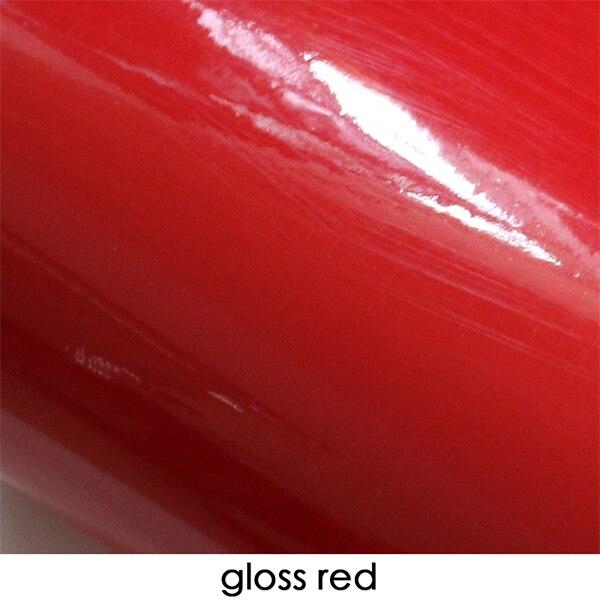 2x автомобиль Стайлинг гоночная решетка двери боковые полосы юбка тела Наклейка для MINI Cooper R50 R52 R53 R56 F56 R60 аксессуары - Название цвета: Gloss Red
