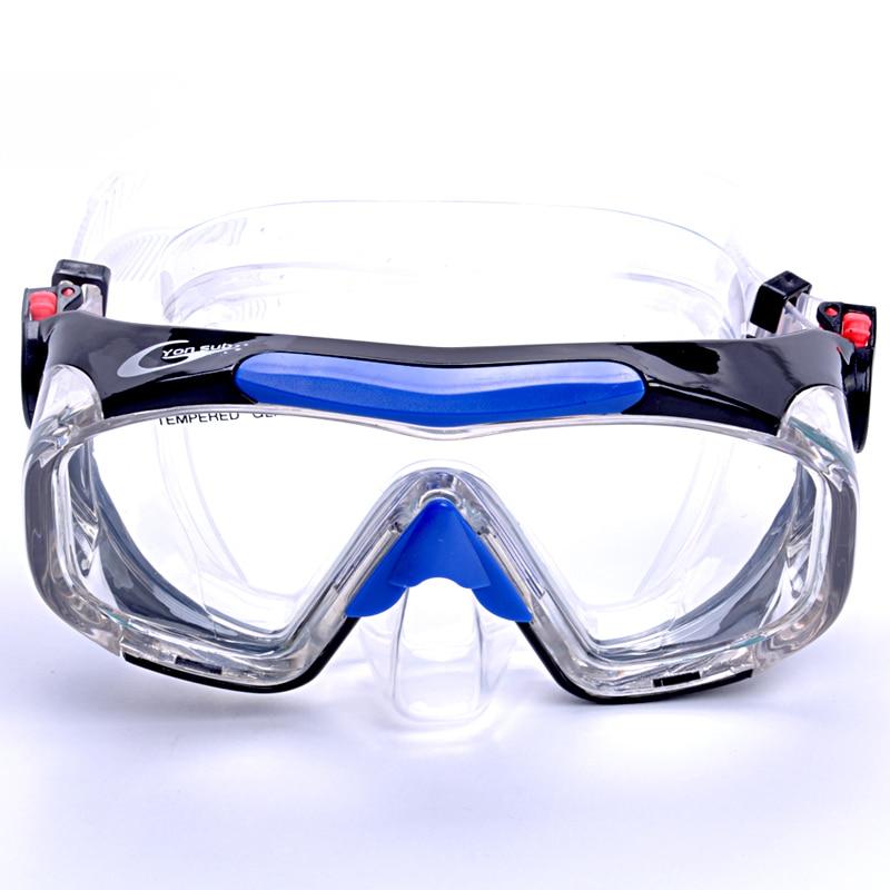 Diving maskë snorkel Set maskë syze syze noti Pajisjet për - Sporte ujore - Foto 2