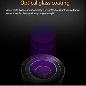 Image 2 - 2 in 1 15X Makro Breite Fisheye objektiv Kamera Kit für DJI Osmo Action Optische Glas Objektiv Vlog schießen Zusätzliche Objektive Zubehör