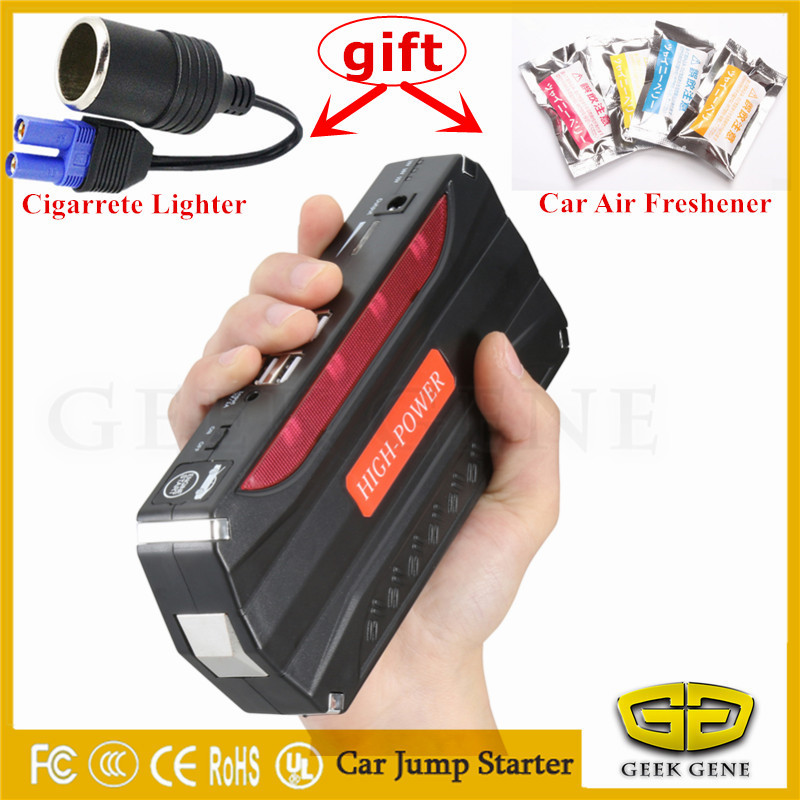 High Quality Car Jump Starter 600A Pack Portable Starting Device Power Bank 12V Emergency Car Battery Booster Petrol Diesel Auto