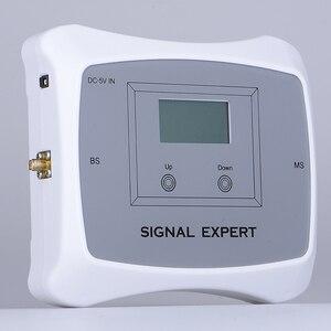 Image 2 - 70dB الهند المملكة العربية السعودية شاشة الكريستال السائل 4G LTE TDD 2300 موبايل إشارة الداعم مكبر للصوت 4G هاتف محمول الخلوية مكرر هوائي مجموعة