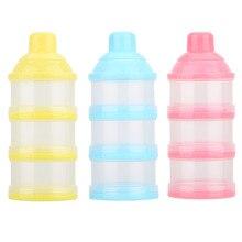 Ячеек формула сухое еды kid молоко диспенсер окно контейнер кормления box