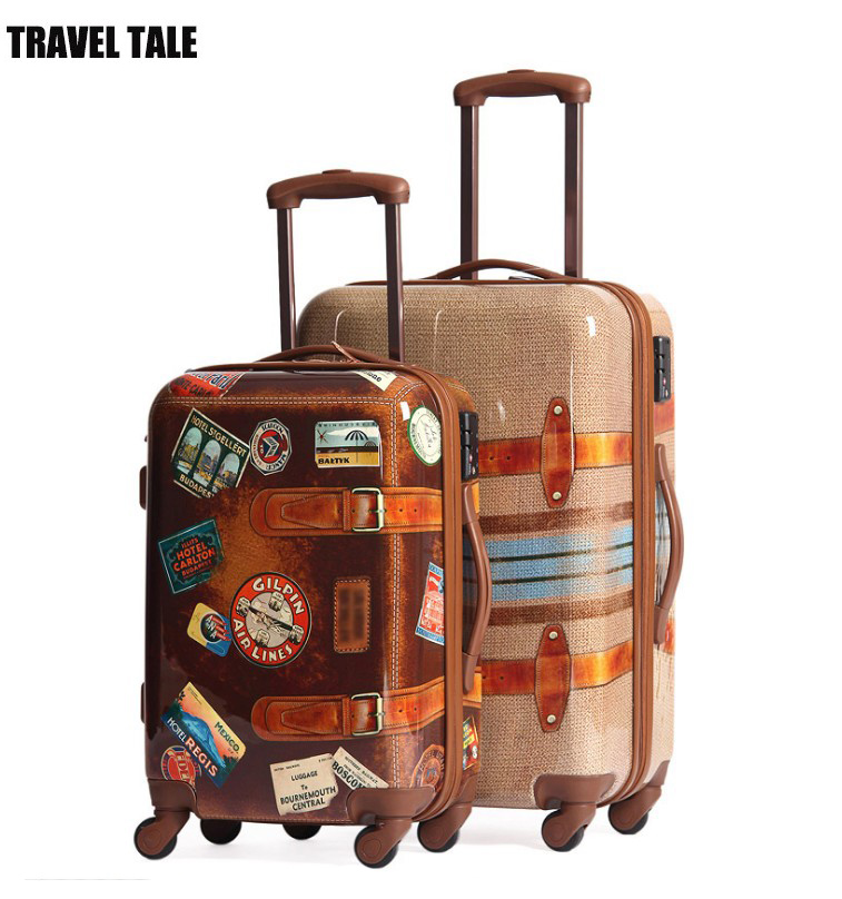 Popular Suitcase Vintage-Buy Cheap Suitcase Vintage lots from ...