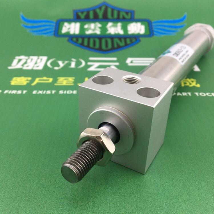 Smc Tipo cdj2d16-125 Mini Neumática Cilindro Doble Doble Horquilla Estilo