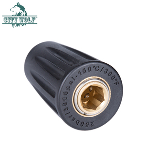 Car washer  Male G1/4 Snow Foam Cannon Sand Blsating Hose Metal Quick Connector for Nilfisk Quick Release with High Quality|Car Washer| |  -