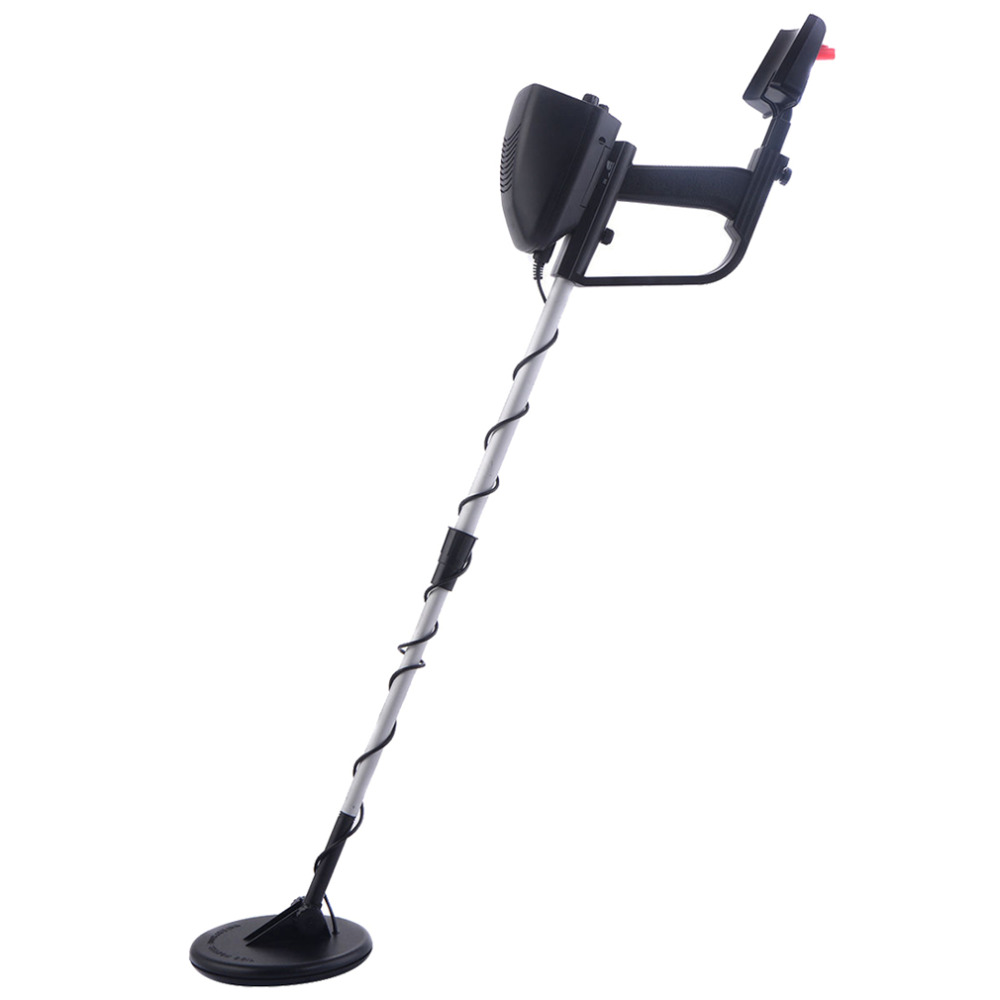 Portable Light weight Underground Metal Detector Length Adjustable Gold Treasure Metal Finder