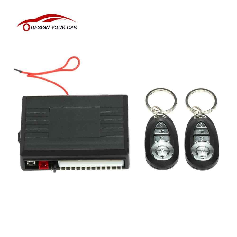 Xe Không Cần Chìa Khóa Nhập Từ Xa Điều Khiển Trung Tâm Door Lock Khóa Hệ Thống với Trunk Phát Hành & Horn Điều Khiển Nút đối với VW